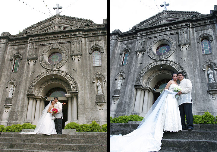 Jodi Sta Maria Wedding