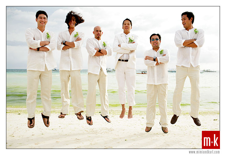 JC + Tracy : A Boracay Wedding