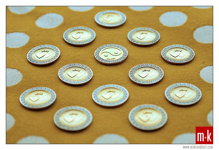 Love coins