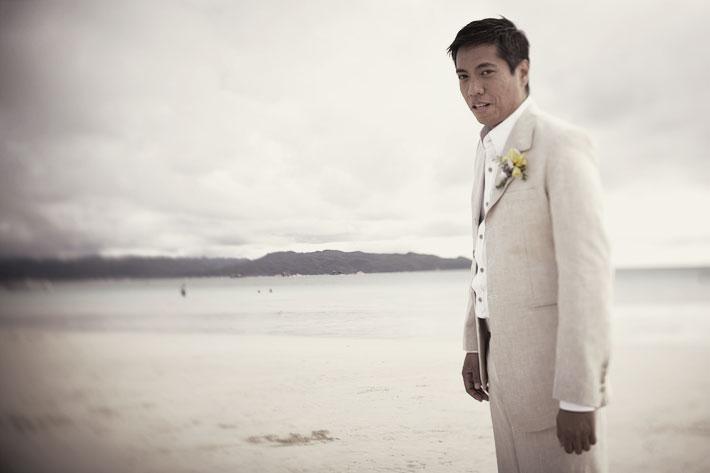 boracay groom