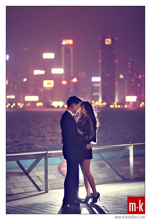 Hong Kong Engagement