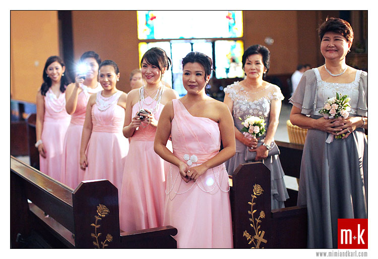 female entourage