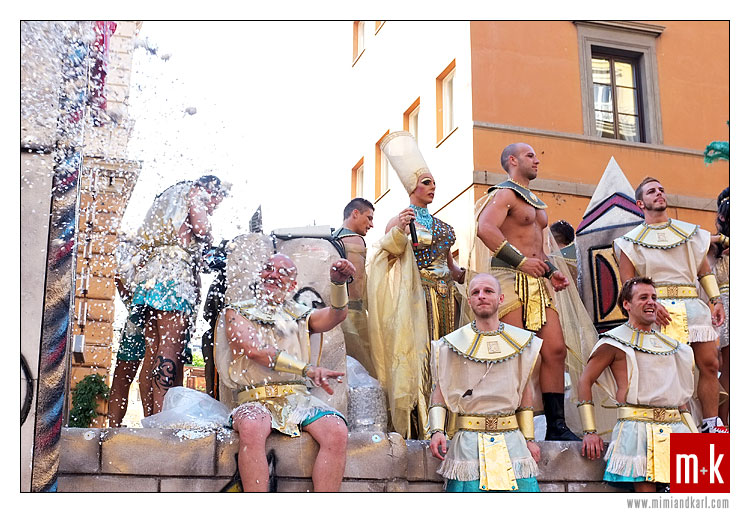 Europride 2011, Rome, Italy