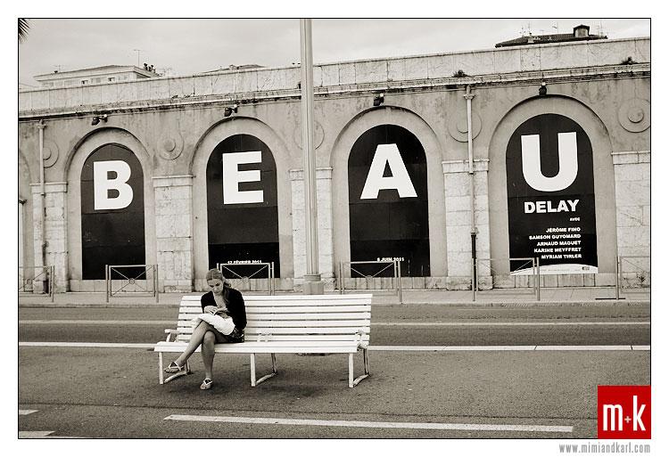 Beau Nice France