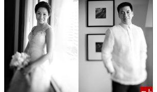 Boom + Lynette (NSDG, Manila Polo Club)