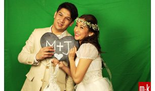 Mark and Jolina Skitbooks Wedding
