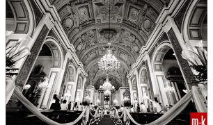 Alex + Tipin (San Agustin Church, Sofitel)