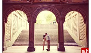 Throwback Thursday: Engagement session in Central Park, New York