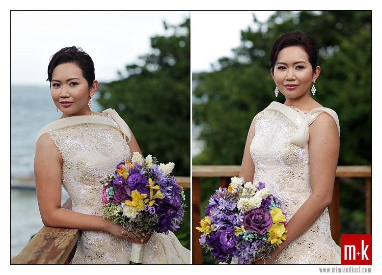 Veluz bride