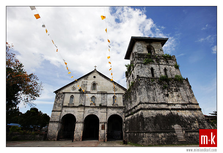 Baclayon Church Bohol