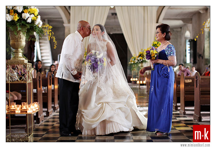 baclayon church wedding