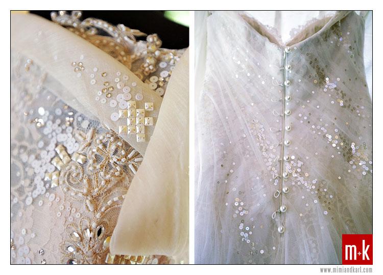 Veluz gowns