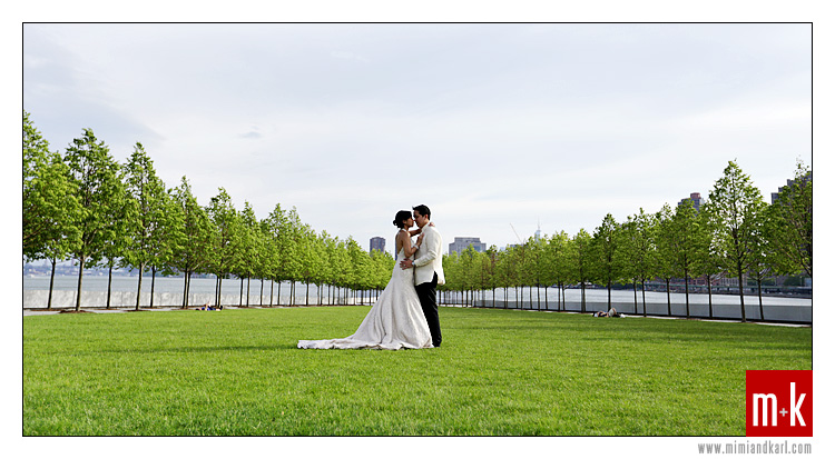 wedding pictorial in new york