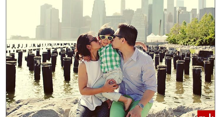 Pesigan Family (Brooklyn Bridge Park)