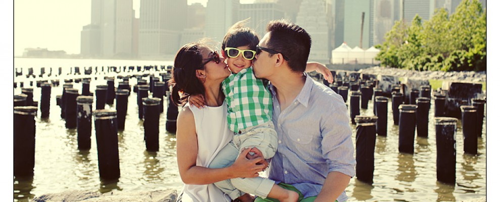 Pesigan Family (Brooklyn Bridge Park)