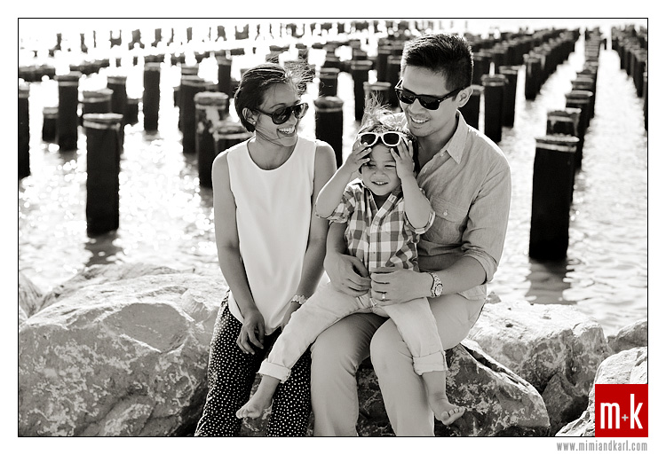 family pictorial in brooklyn