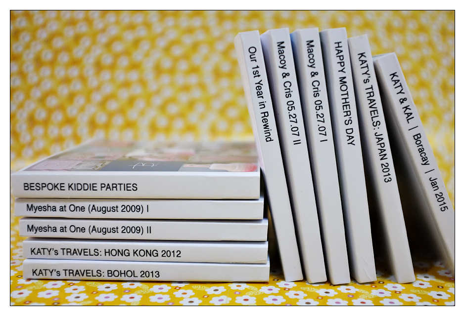 travel photobooks